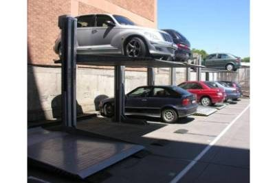 Stacker Car Parking System