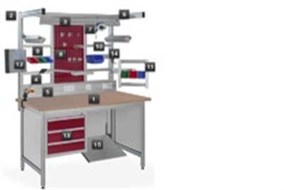 Rk Easywork Assembly Workstation Systems