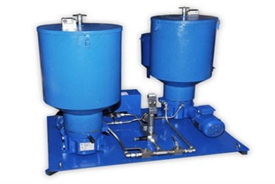 Lubomatic Centralised Dualline Lubrication System